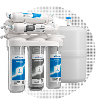 Системы очистки воды Аквабрайт